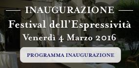 Inaugurazione Festival dell'espressività
